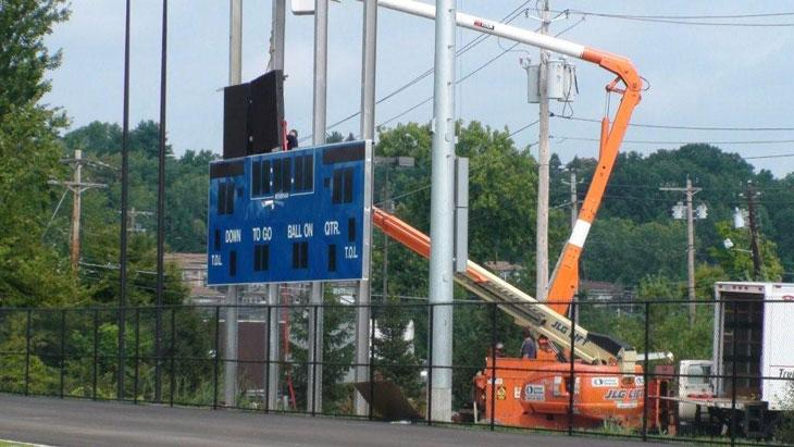 eversan video board instal