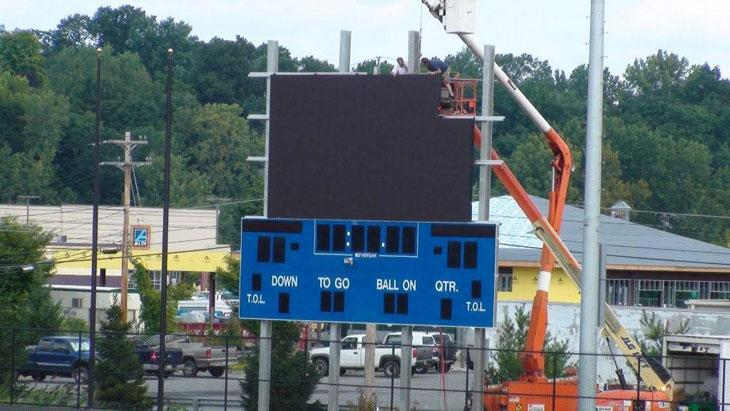 eversan video board install