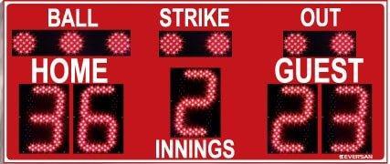 Baseball Scoreboard Model 9115