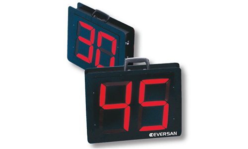 "Network Shot Clock with 15"" LED Digits"