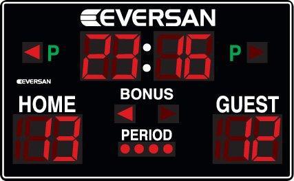 9750 Scoreboard system