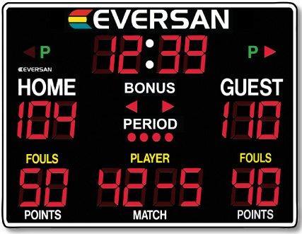 9755 Scoreboard System