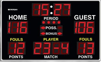 9765 Scoreboard System