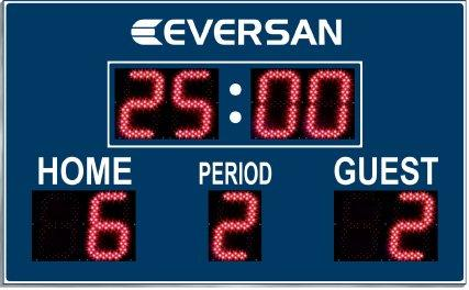 9400 Portable Multi-Purpose Scoreboard
