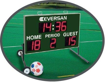 Scoreboard Wheel Cart Model 755w