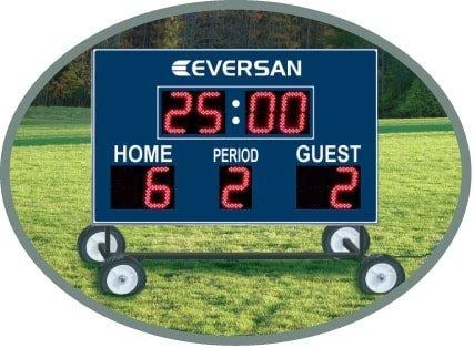 Scoreboard Wheel Cart Model 7800
