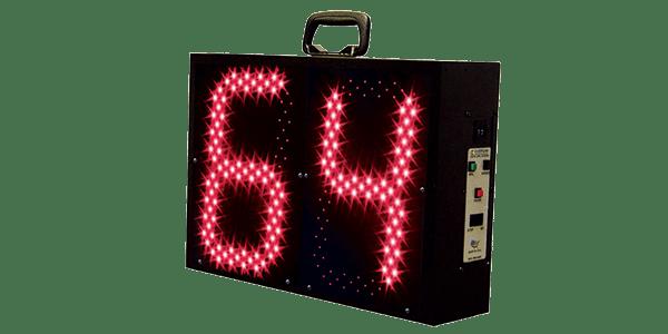 Interval sport timer model 9382a
