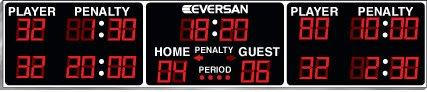 Indoor Hockey Scoreboard